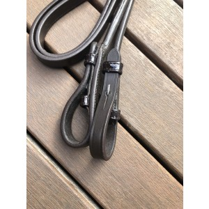 Curb Rolled Reins